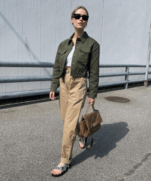 Annabel Rosendahl - Street Style - looks estilosos - Primavera - Steal the Look  - https://stealthelook.com.br