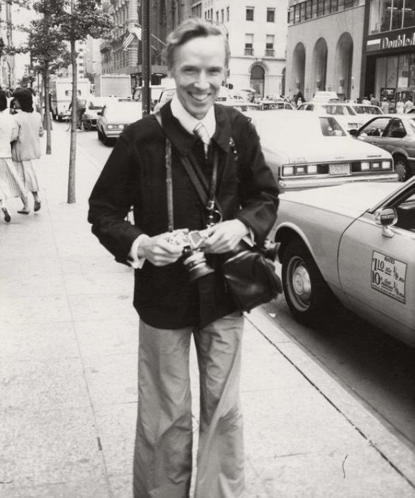 Bill Cunningham - Street Style - Bill Cunningham - Inverno  - Nova York - https://stealthelook.com.br