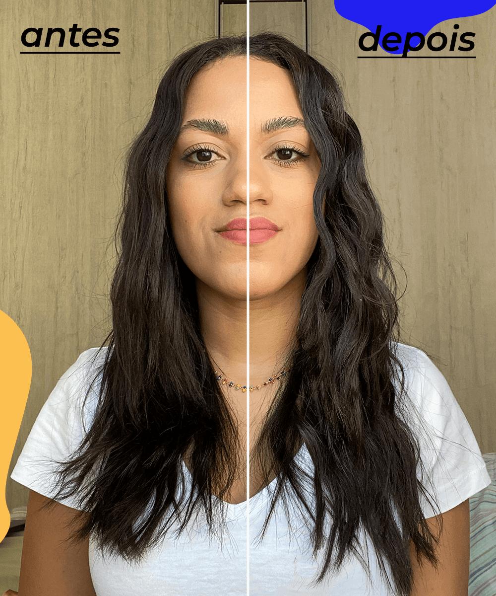 Bruna Silvestre  - cuidados com o cabelo  - rotina capilar  - cabelos ondulados  - tratamentos com óleos  - https://stealthelook.com.br