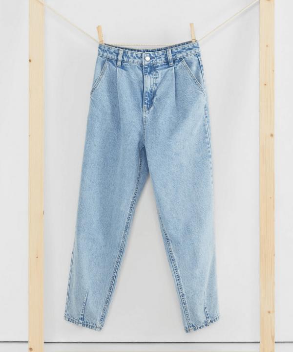 @stradivariusfashion - Calça Jeans - como tingir calças jeans - Inverno  - Steal the Look  - https://stealthelook.com.br