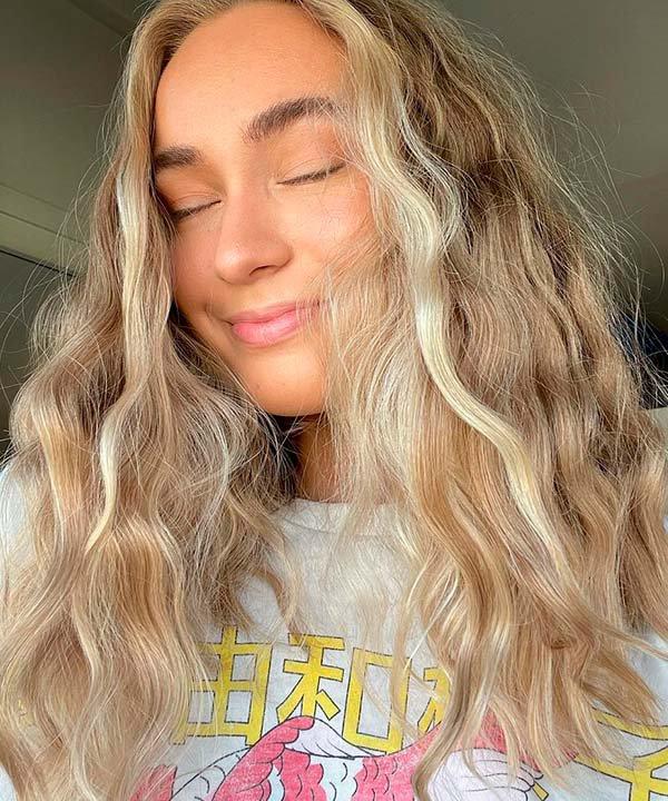 KAJA ISDAHL - cabelo - shampoo caseiro - inverno  - brasil - https://stealthelook.com.br