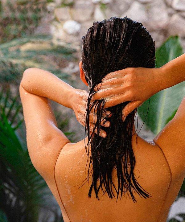 Ouai - cabelo - shampoo low poo - inverno - brasil - https://stealthelook.com.br