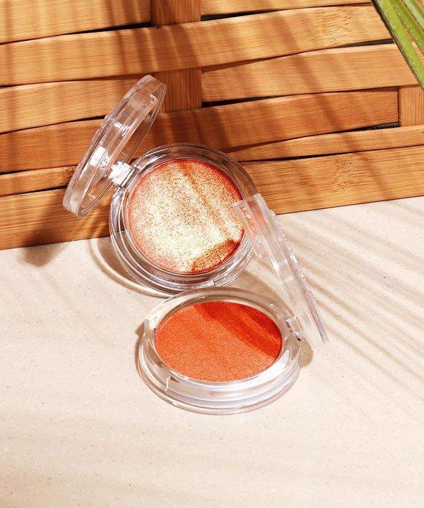 Bt shimmer blush  - blush pigmentado  - lançamentos de beleza  - linha Bruna Tavares  - blush cremoso  - https://stealthelook.com.br