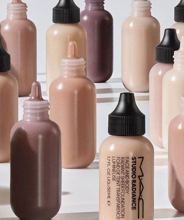 Mac Cosmetics  - nova base Mac cosmetics  - lançamentos de beleza  - base cobertura natural  - base face and body  - https://stealthelook.com.br