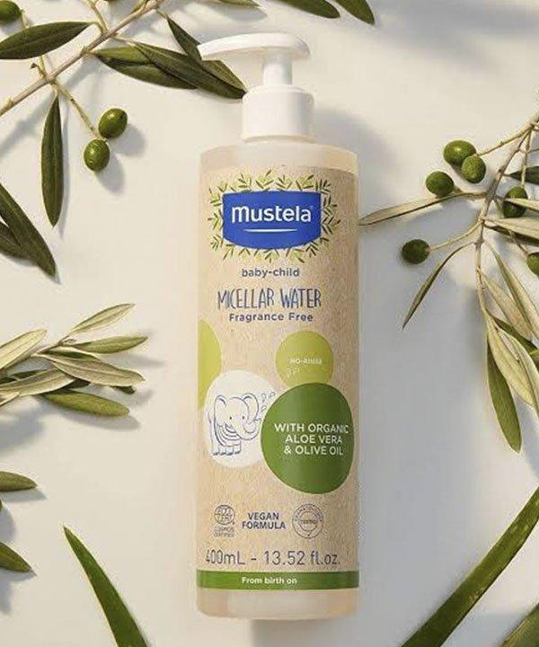 creme mustela  - mustela bebê  - lançamentos de beleza  - creme hidratante para mães  - água micelar para bebê  - https://stealthelook.com.br