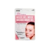Máscara Facial Kiss New York - Magic Gel Mask Colágeno - 1 Un