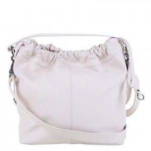 Bolsa Couro Shoestock Soft Feminina - Feminino - Off White