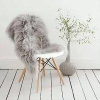 Manta Pelego Pelo Alto Sofás/cadeiras (youtubers) 1,00x0,80m - S Decor