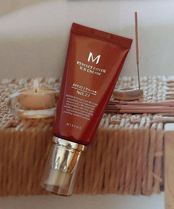 Missha  - base Missha  - produtos de beleza coreanos  - rotina de skincare  - bb cream  - https://stealthelook.com.br