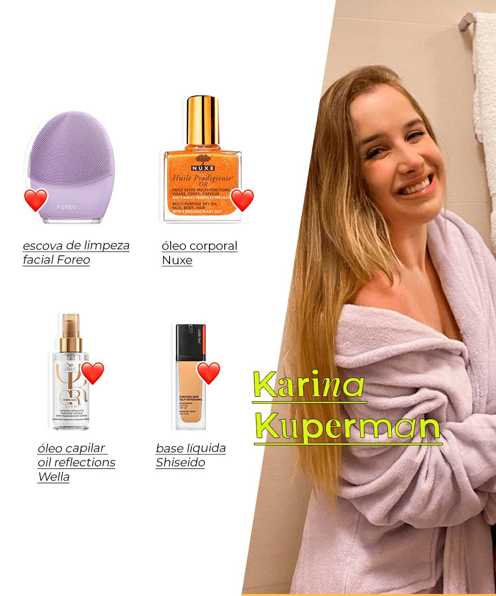 Karina Kuperman  - skincare - produtos de beleza - inverno  - brasil - https://stealthelook.com.br