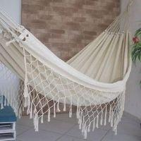 Rede de Dormir 100% Algodão Tambaba Life - REDESDEDORMIR.COM