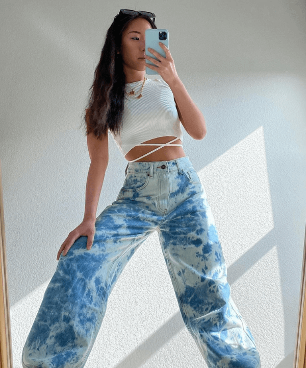 @hope.ceee - Street Style - tendência cut-out - Verão - Steal the Look  - https://stealthelook.com.br