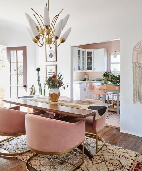 Architectural Digest - 2021 - tendências de decoração - decor - art deco - https://stealthelook.com.br