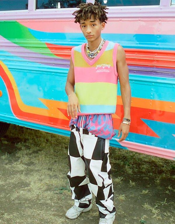 Jaden Smith - tendências de moda - tendências de moda - Inverno - Street Style - https://stealthelook.com.br