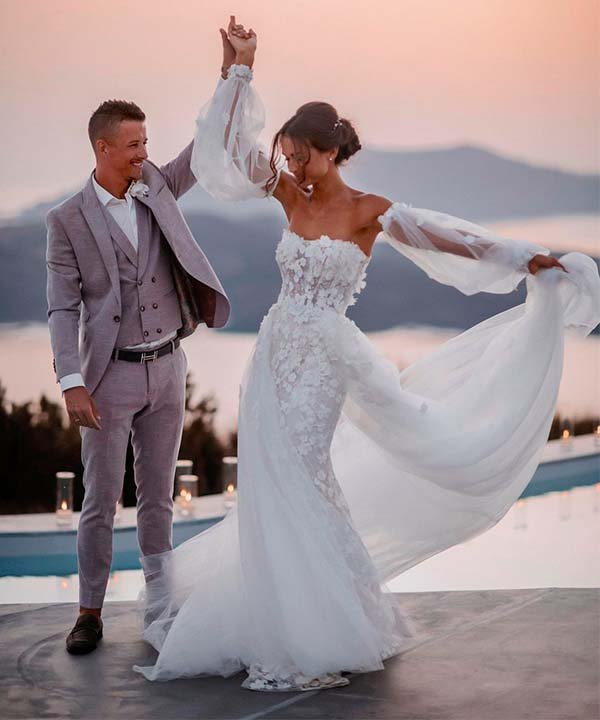 Lovelifepassport - casamento - vestido de noiva com manga longa - inverno  - brasil - https://stealthelook.com.br