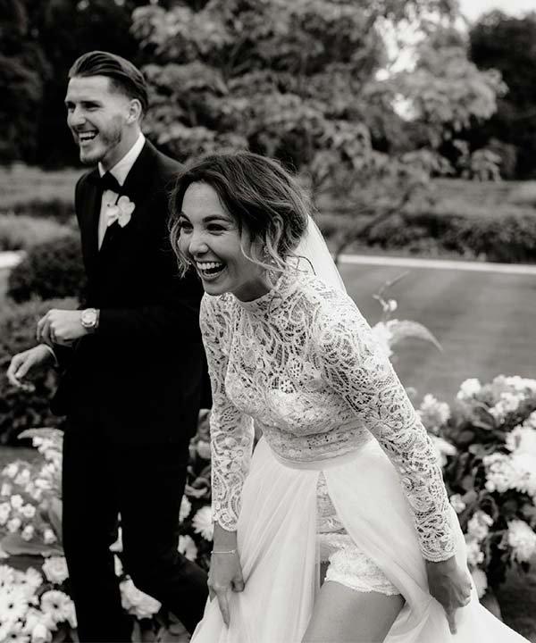 Olivia Grace - casamento - vestido de noiva com manga longa - inverno  - brasil - https://stealthelook.com.br