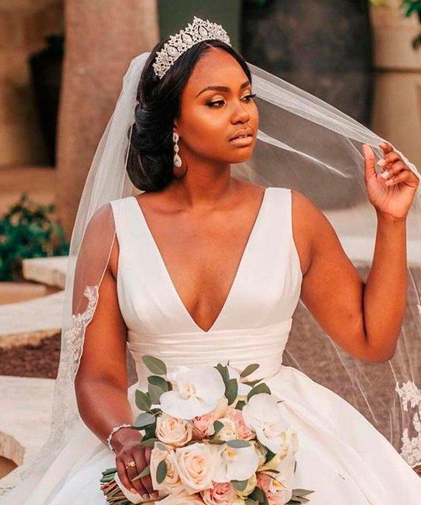 Belinda A. Burrows - noiva - véu de noiva - inverno  - brasil - https://stealthelook.com.br