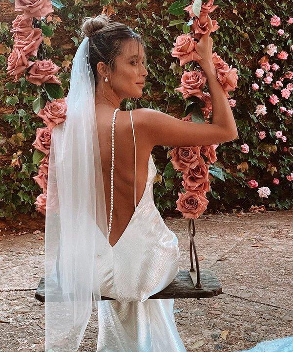 Grace - noiva - véu de noiva - inverno  - brasil - https://stealthelook.com.br