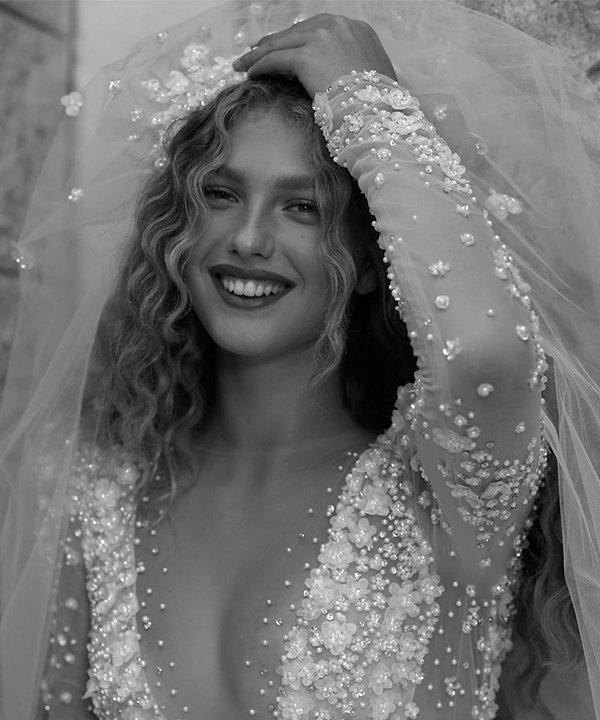 Maria Frering Câmara - noivas - véu de noiva - inverno  - brasil - https://stealthelook.com.br