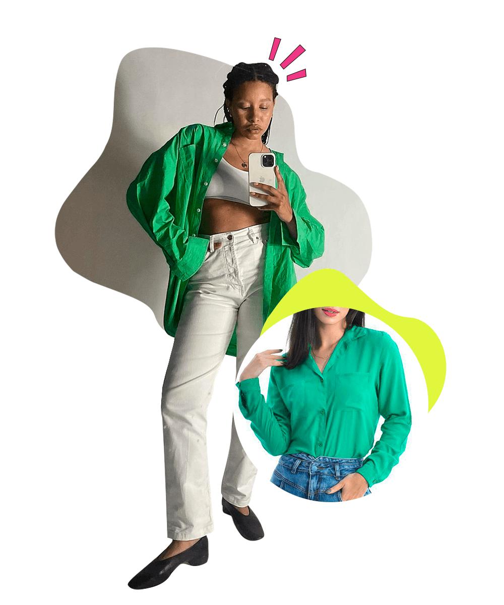 Tanice Elizabeth - Casual - tendências de verão - Verão - Steal the Look  - https://stealthelook.com.br