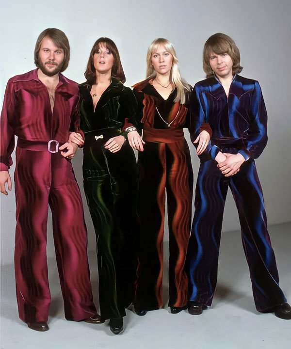 ABBA - ABBA - abba - show - londres - https://stealthelook.com.br
