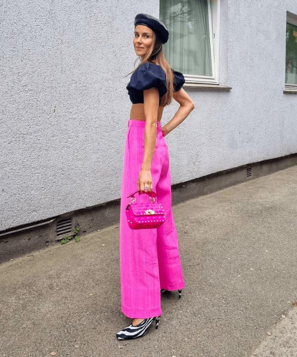 Nina Sandbech - Street Style - acessórios de cabelo - Verão - Steal the Look  - https://stealthelook.com.br