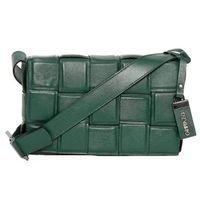Bolsa de Couro Griffazzi Feminina - Verde Militar