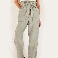 calça jeans faixa