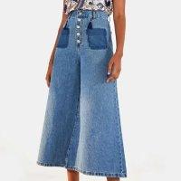 calça bolso frente refarm jeans