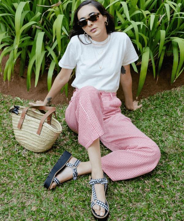 Angelica Bucci - Casual - marca de sapatos - Primavera - Steal the Look  - https://stealthelook.com.br