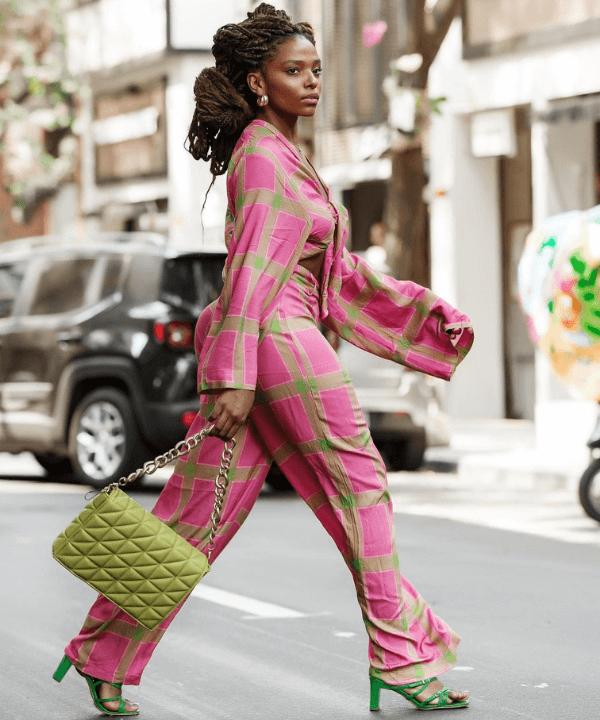 Yasmim Stevam - Street Style - marca de sapatos - Verão - Steal the Look  - https://stealthelook.com.br