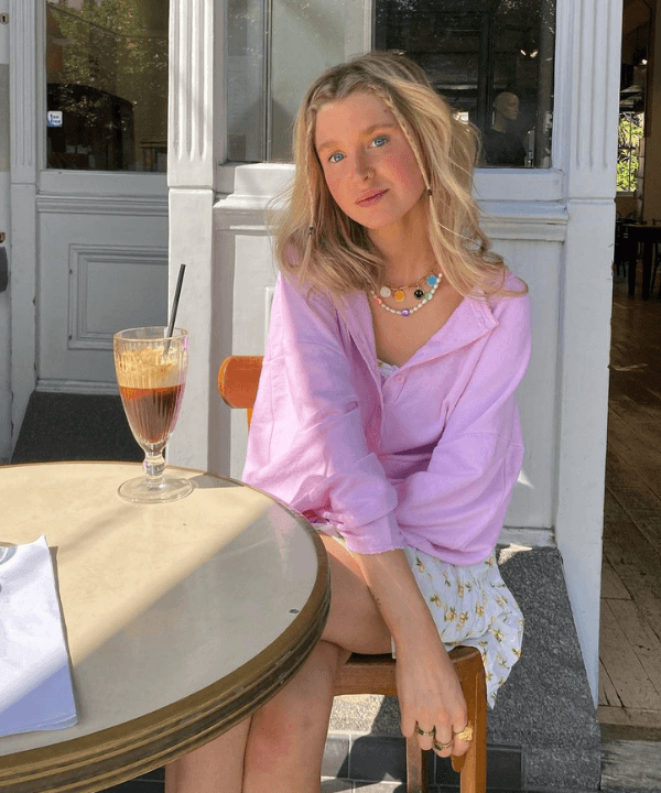 Olivia Frost - Casual - Looks de verão - Verão - Steal the Look - https://stealthelook.com.br