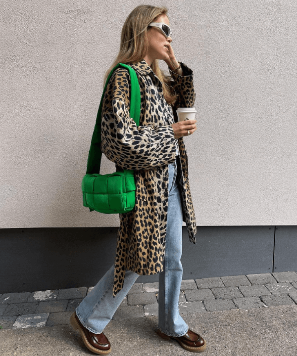 Annabel Rosendahl - Street Style - cor tendência - Inverno  - Steal the Look  - https://stealthelook.com.br