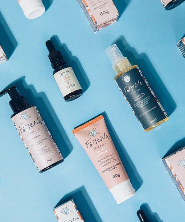 Forena  - novas marcas veganas  - marcas de cosméticos veganos  - produtos de skincare vegano - produtos naturais  - https://stealthelook.com.br