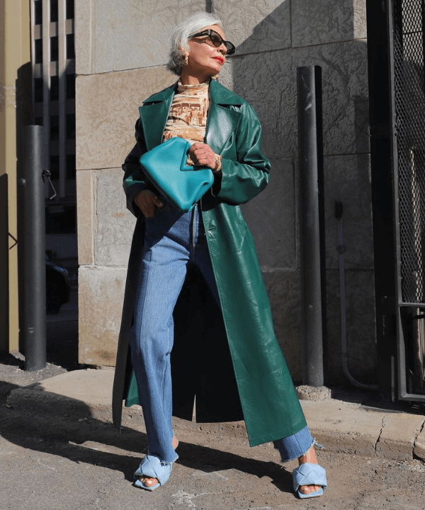 Grece Ghanem - Street Style - casacos coloridos - Inverno  - Steal the Look  - https://stealthelook.com.br