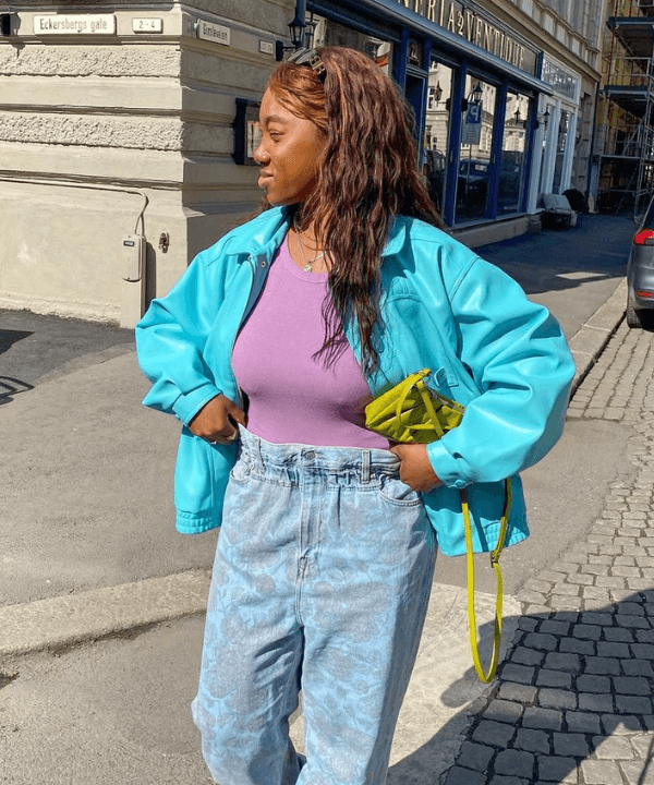 Nnenna Echem - Look colorido - casacos coloridos - Outono - Steal the Look  - https://stealthelook.com.br