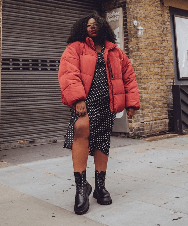 Stephanie Yeboah - Street Style - casacos coloridos - Outono - Steal the Look  - https://stealthelook.com.br