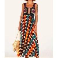 vestido cropped lindeza grafica