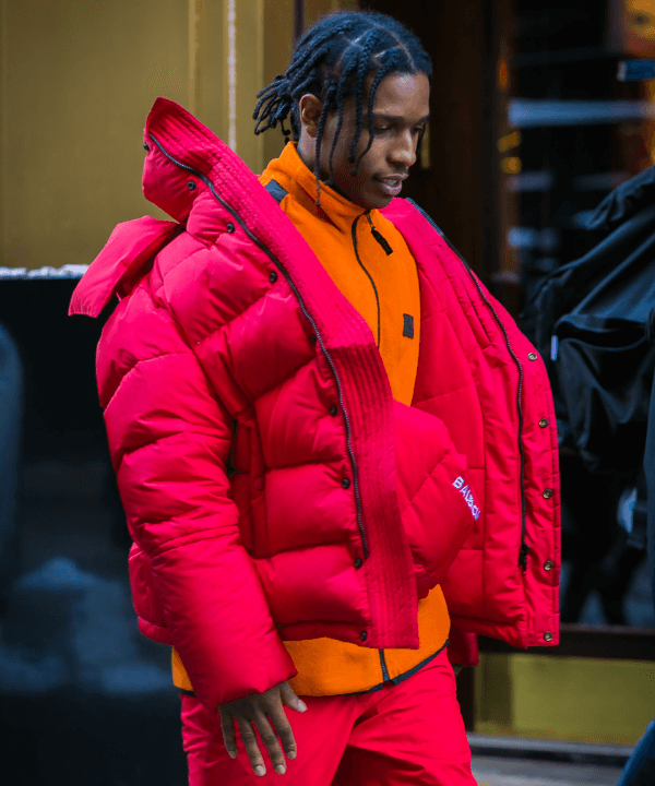 A$AP Rocky - Street Style - Gorpcore - Inverno  - Steal the Look  - https://stealthelook.com.br