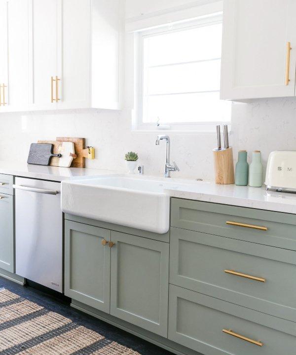 Create Cultivate - 2021 - ideias de decoração - verde - cozinha - https://stealthelook.com.br
