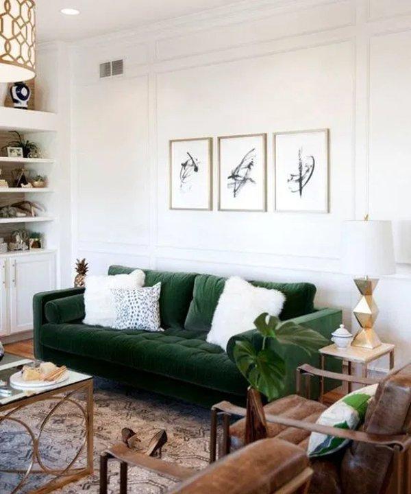 Ashley Pletcher - 2021 - ideias de decoração - decor - verde - https://stealthelook.com.br