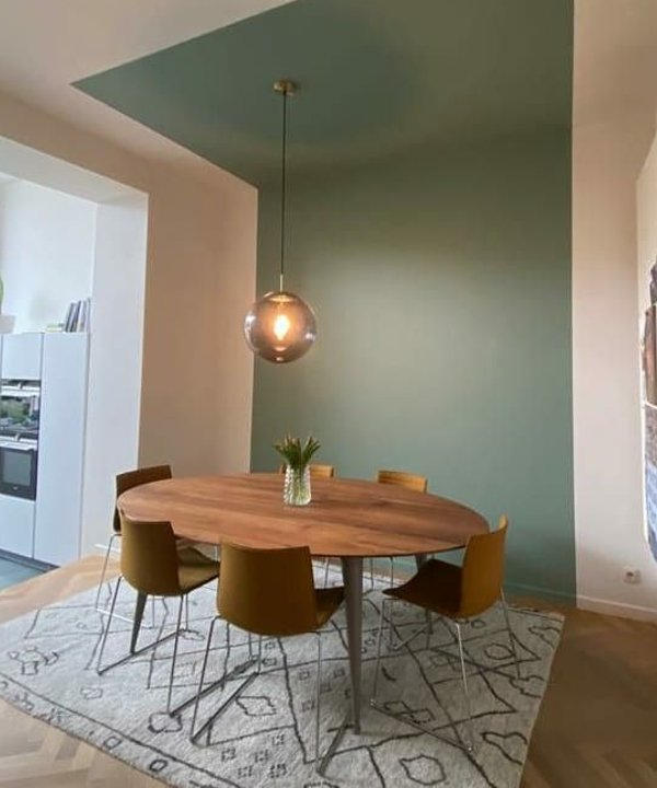 Liesbeth Denys - 2021 - ideias de decoração - decor - verde - https://stealthelook.com.br