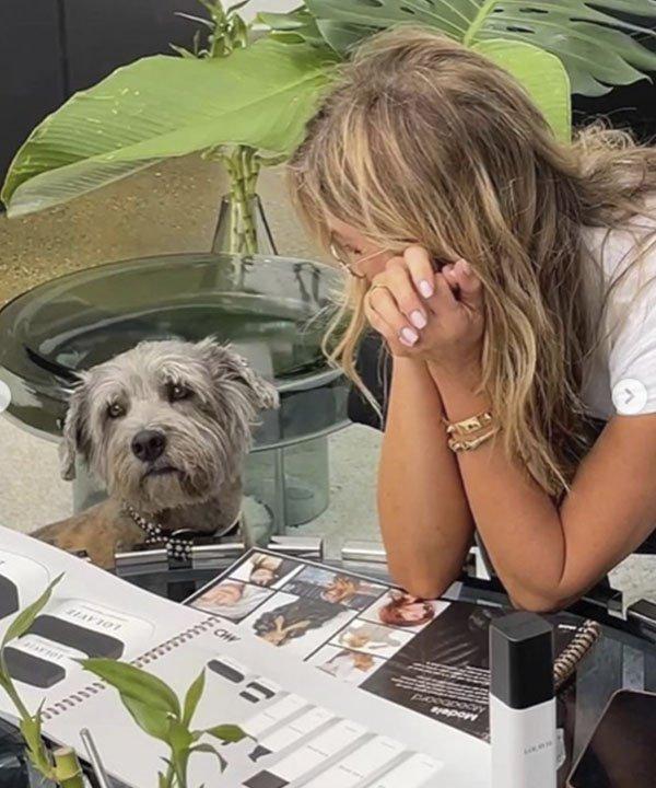 nova linha de produtos capilares  - lançamento de beleza  - Jennifer aniston  - LolaVie - produtos veganos  - https://stealthelook.com.br
