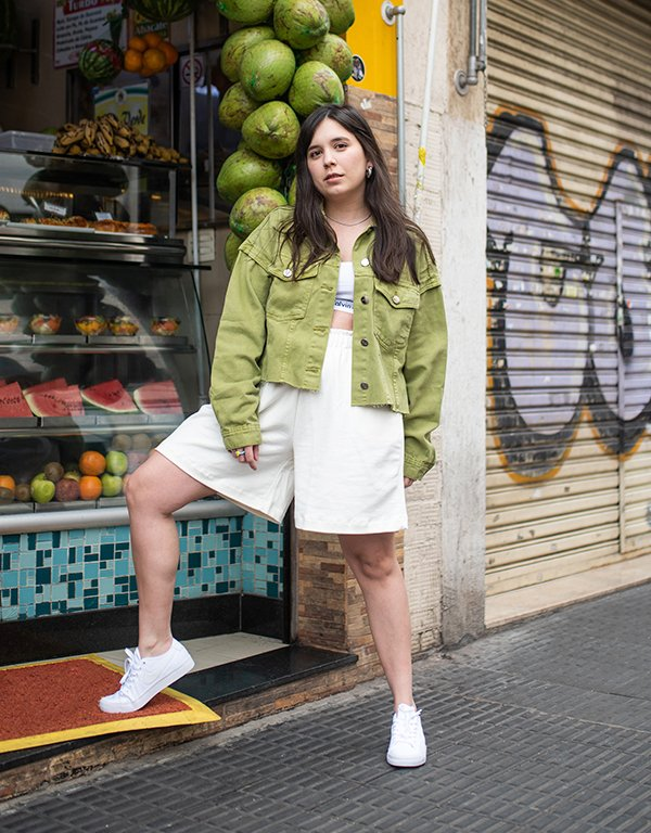 It girls - tons pastel - tons pastel - Primavera - Street Style - https://stealthelook.com.br