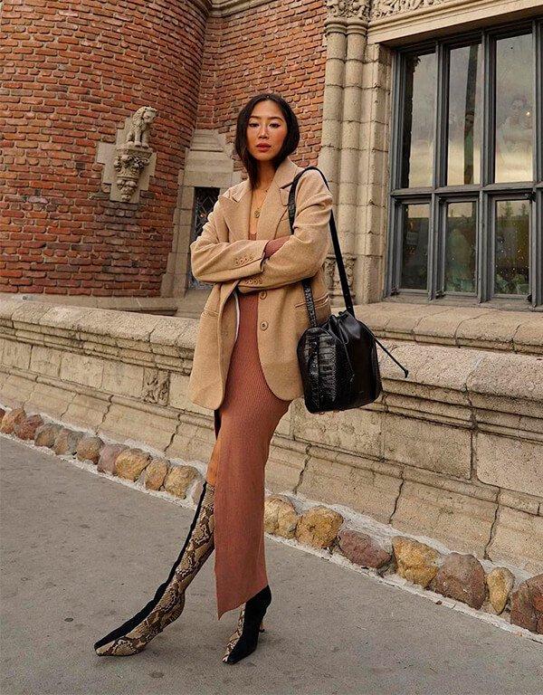 It girls - looks de trabalho - looks de trabalho - Inverno - Street Style - https://stealthelook.com.br