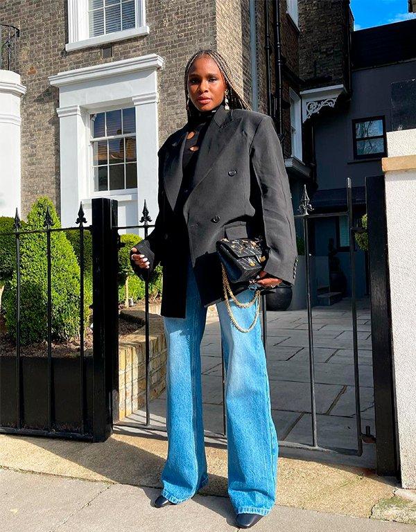 It girls - wide leg - wide leg - Primavera - Street Style - https://stealthelook.com.br