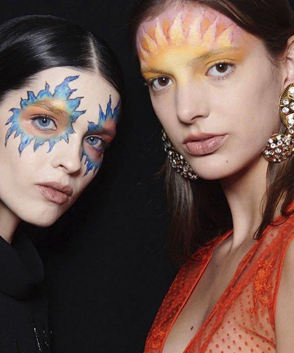 beleza psicodélica - rodarte - NYFW 2022 - semana de moda - New York Fashion Week - https://stealthelook.com.br