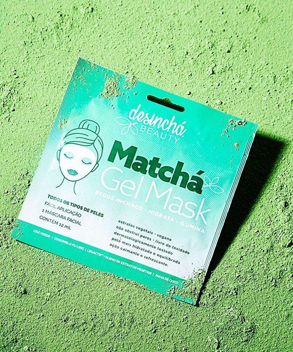 matchá  - detox de beleza  - lançamentos de beleza  - máscara de skincare  - máscara que desincha  - https://stealthelook.com.br