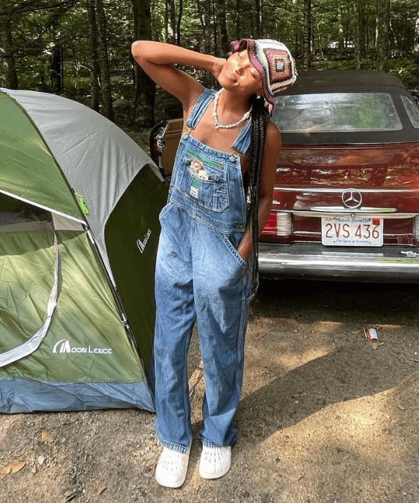 Destiny Joseph - looks com crochet - verão 2022 - Verão - Steal the Look  - https://stealthelook.com.br