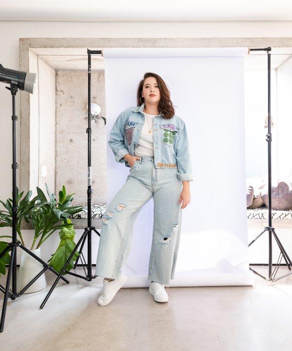 LIgia TAX - farm - calças jeans - re-FARM - jeans - https://stealthelook.com.br